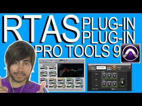 RTAS Plug-ins - Pro Tools 9