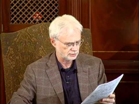 Composer John Adams Reads from His Autobiography