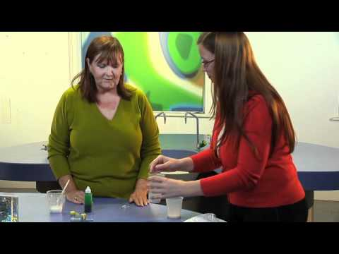 Primary Science Demonstrations: Slime & Goo