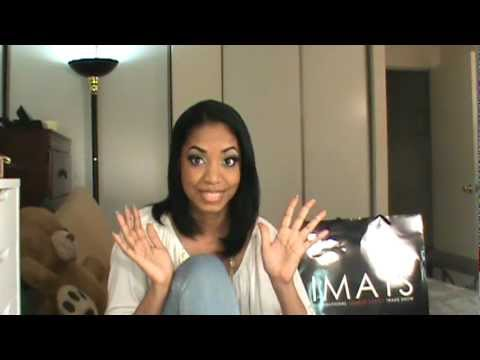 IMATS 2012 Experience & Haul + Sleek MakeUP Goodies