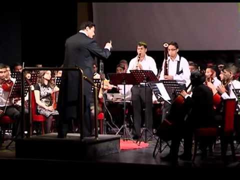 TEDxBaghdad 2011 - Karim Wasfi (Iraqi National Symphony Orchestra)