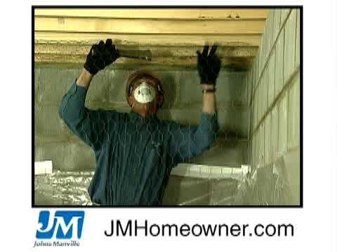 Insulating Floors & Crawl Spaces