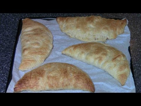 Vegetable Pasties - RECIPE