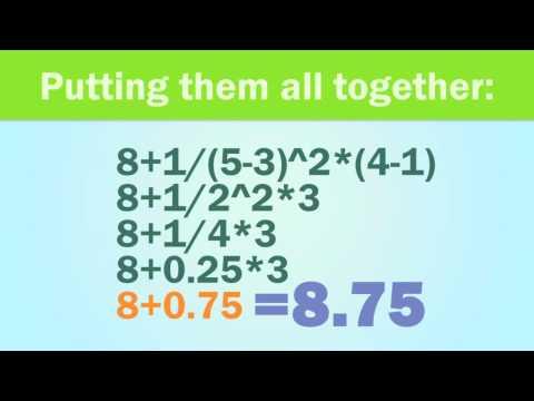 Excel 2010: Complex Formulas