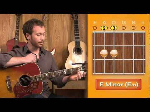 Minor Chords - Other Types of Guitar Chords | StrumSchool.com
