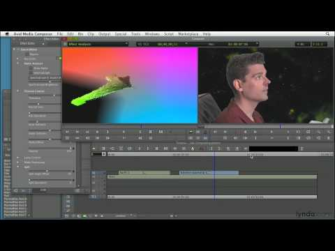 Media Composer: Introduction to advanced compositing effects | lynda.com