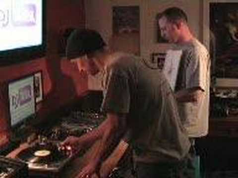 "Brian and Johnathan do a crate dig 12"" video"