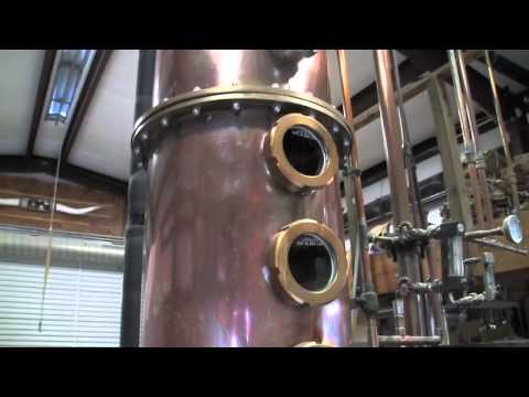How to Distill Texas Whiskey