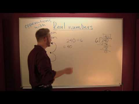 Division of integers.mov