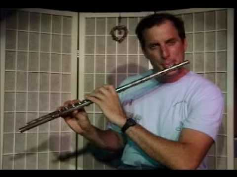 Flute Lesson: How to play a Ab Major scale up and down