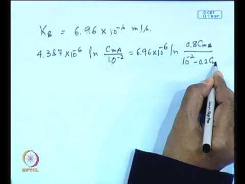 Mod-01 Lec-20 Membrane Separation Processes (Contd...17)