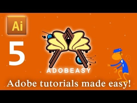 Adobe Illustrator CS5 Live Trace Tutorial
