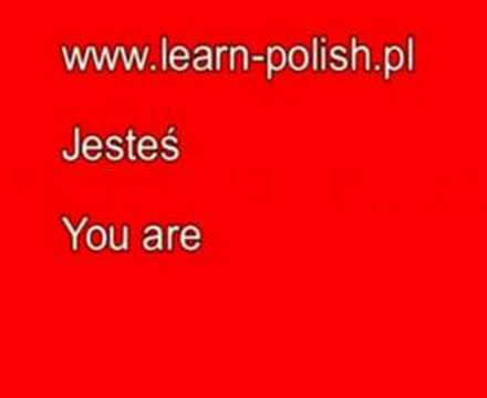 "How do you say ""you are cute""  to a woman in Polish."