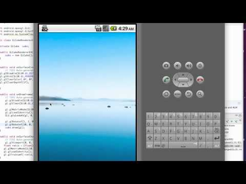 Android Application Development Tutorial - 182 - 3D Rotation