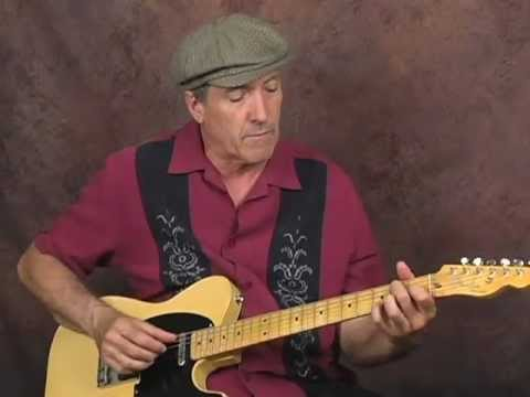 Learn how to play Rockabilly guitar chords lesson played on a Fender Telecaster