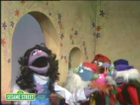 Sesame Street: Snow White