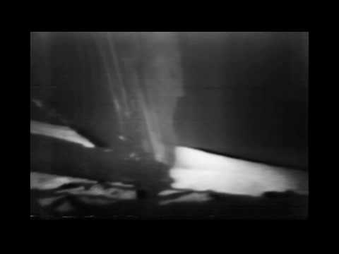 "NASA | ""One Small Step"" - Partially Restored Apollo 11 Video"