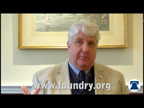 Congressman Rob Bishop (R-UT) on Guns, Property, and the EPA