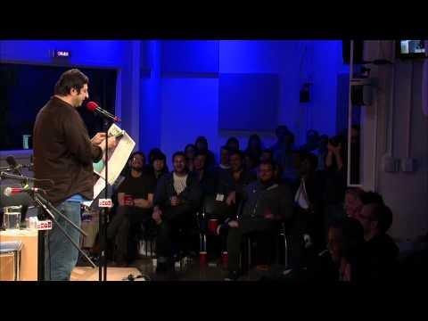 Studio 360 Live: Eugene Mirman vs. Time Warner Cable