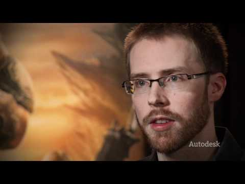 Epic Games Builds Gears of War 3 with Autodesk Tools