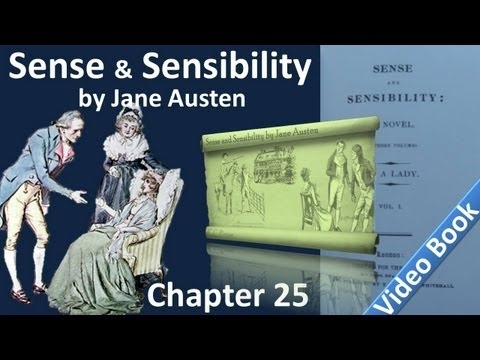 Chapter 25   Sense and Sensibility by Jane Austen