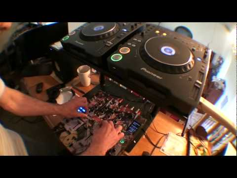 DJM-800, Demo , Using same toon on all 4 channels