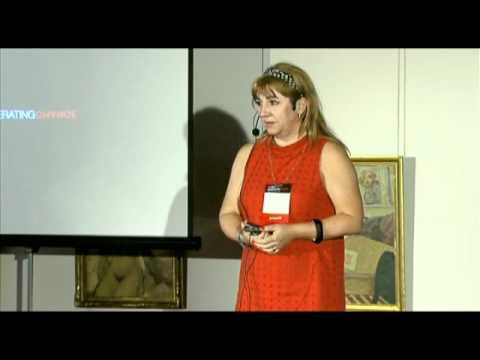 TEDxCluj - Mihaela Rus - About the change inside us