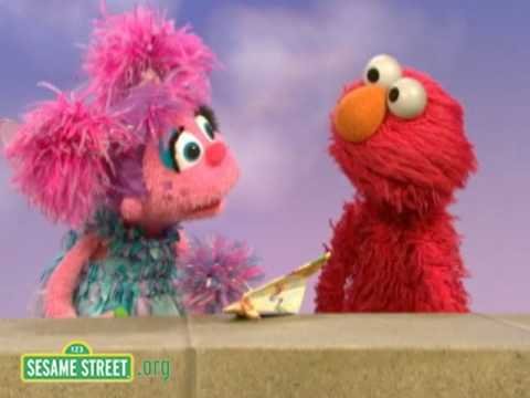 Sesame Street: What a Piece of Paper!