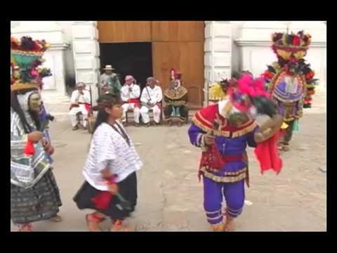 The Rabinal Achí Dance Drama Tradition
