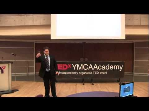 TEDxYMCAAcademy- Dr. Kenny Handleman- Differences Not Deficits