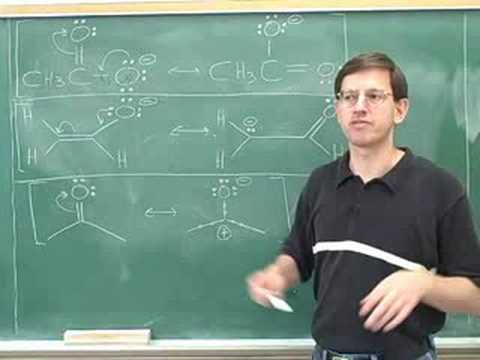 How to draw resonance structures (5)