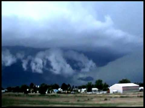 Storm Chase 2010: Thursday, July 15th...Colorado Surprise