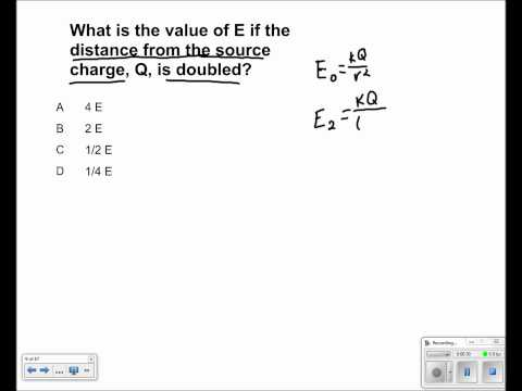 Electric Field and Potential Presentation #04