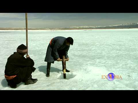 The Fishing of the Nomads from Mongolia