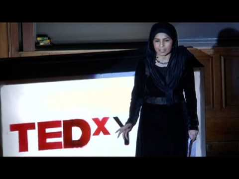 TEDxYALE - Wazhma Sadat- Voices from Afghanistan