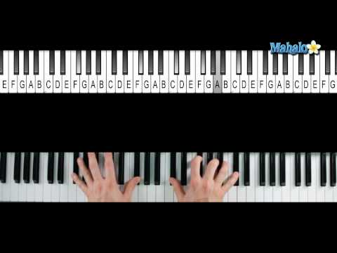 "How to Play ""Wonderwall"" by Oasis on Piano"