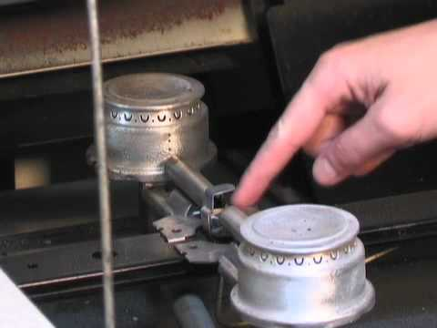 How to Light a Gas Stove Pilot Light
