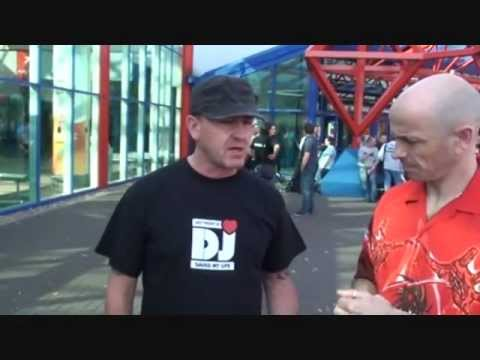 BPM NEC 2011 Interview with The Legend Danny Rampling and Delementary in the Mix