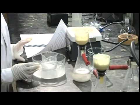 Synthesis of salicylic acid part 2