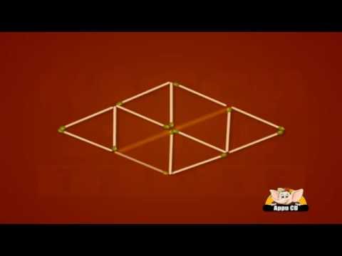 Matchstick Puzzles - 37