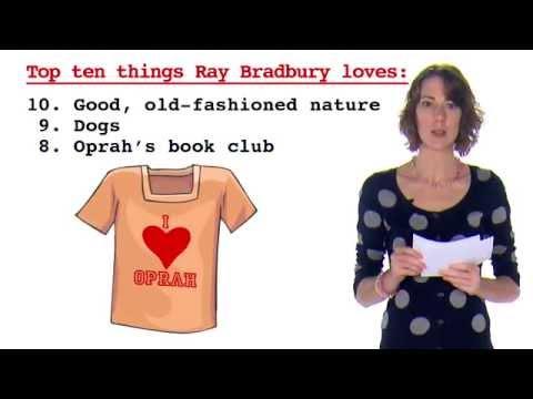 "Fahrenheit 451 IN CONCLUSION! -- Ray Bradbury's ""Fahrenheit 451"" ... from 60second Recap®"