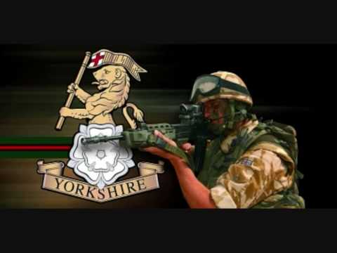 Yorkshire Regiment (Quick March)