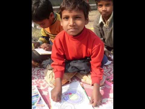 MOMENTS OF INDIA 44 (Volunteering With the Kids in the Park Old Pics)