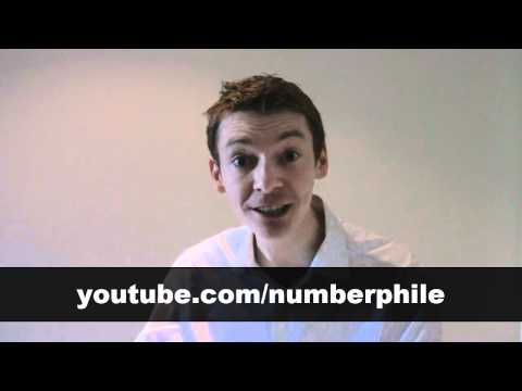Announcing a new channel: Numberphile