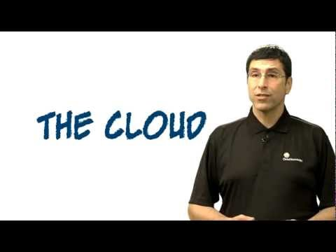 Cloud Computing -- It's a Business Model