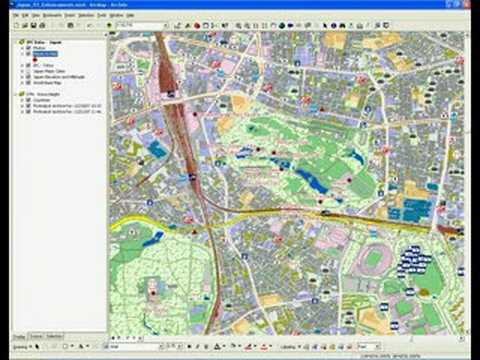 ArcGIS Desktop 9.3: New HTML Popup Tool