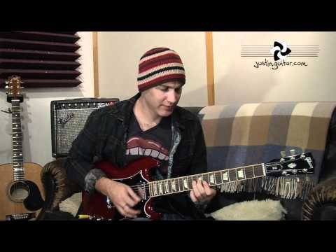 One minute Changes (Guitar Lesson IM-152) How to play IF Stage 5