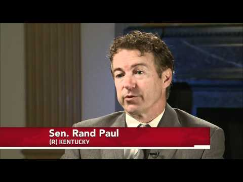 Rand Paul: 'Our Whole Economy Is Equal to Our Debt Now'