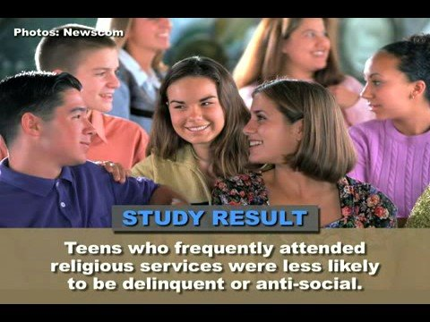 The Positive Link Between Religion and Reducing Teen Risk Be