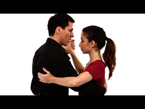 Dancing the Argentine Tango: Embraces and Keeping Space with Your Partner